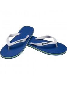 Sandale cressi bleu