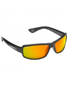 Lunette Ninja flottante orange