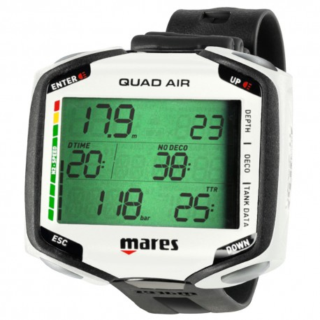 Ordinateur Quad Air blanc Mares
