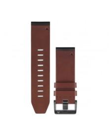 Bracelet cuir pour ordinateur Descent MK1 Garmin