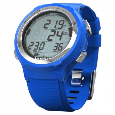 Ordinateur i200C bleu Aqualung