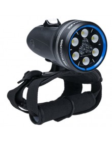 Phare Sola 1200 dive light and motion