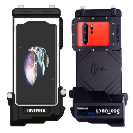 Divevolk SeaTouch 3 Pro 80m pour Samsung S10/S10+/S10E