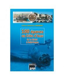 100 épaves en Cote d'Azur