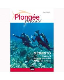 Mémento plongée plaisir N4