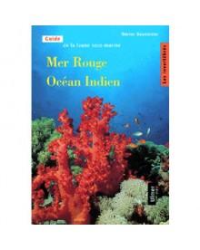 Livre Mer rouge et océan indien - les invertébrés