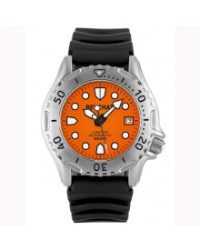 Montre Lumitech 500 orange automatique