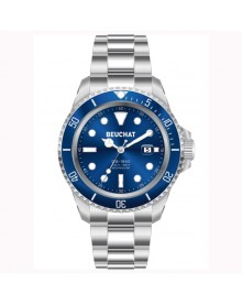 Montre GB 1950 bleu 44mm