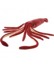 Peluche Calamar Géant 80cm