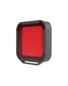 Filtre rouge Polar Pro pour caisson 60m Hero 5