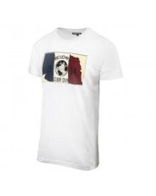 T-shirt Flag blanc Beuchat