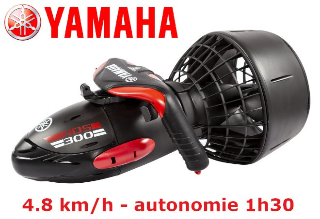 yamaha rds300 seascooter