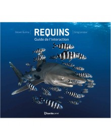 Livre Requins, guide de l'interaction