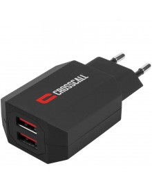 Chargeur secteur double USB Crosscall