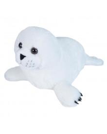 Peluche Phoque blanc 30cm