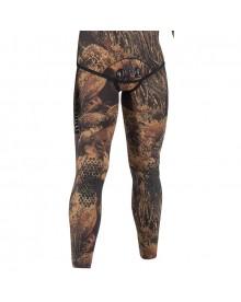Pantalon Illusion camo marron 5mm Mares