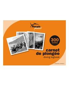 Carnet de plongée Vintage (300 plongées)