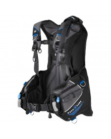 Gilet Axiom bleu Aqualung