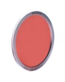 Filtre rouge 52mm Divevolk