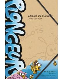 "Carnet de plongée ""Plongeurs"""