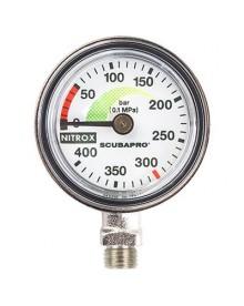 Capsule manomètre compact Nitrox Scubapro