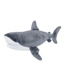 Peluche Requin Blanc 38cm