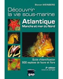 Découvrir la vie sous-marine, Atlantique, Manche et Mer du Nord