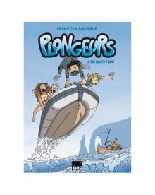 BD Plongeurs Tome 4