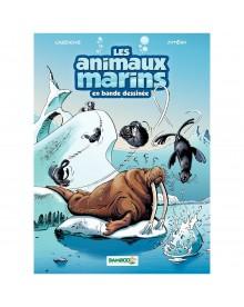 BD Les animaux marins T4