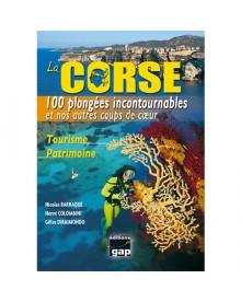 La Corse 100 plongées incontournables et nos autres coups de coeur