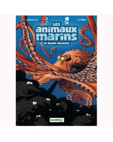 BD les animaux marins tome 2