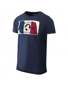 T-shirt Flag bleu Beuchat
